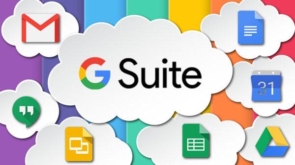 G-suite gmail google