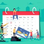 Calendario social network